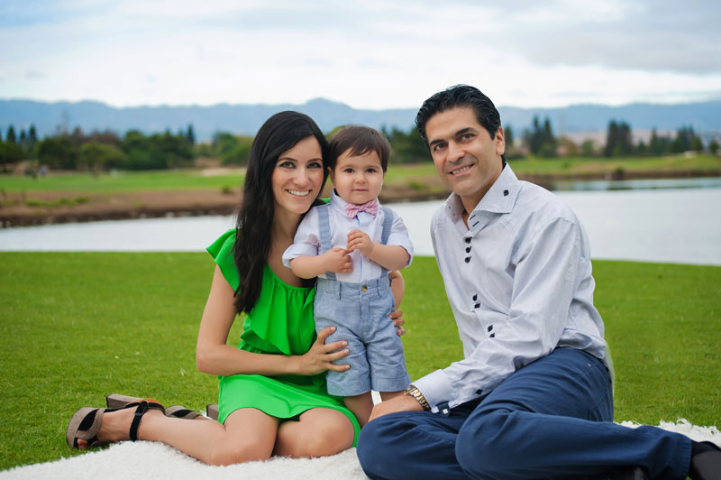 family photographer San Jose